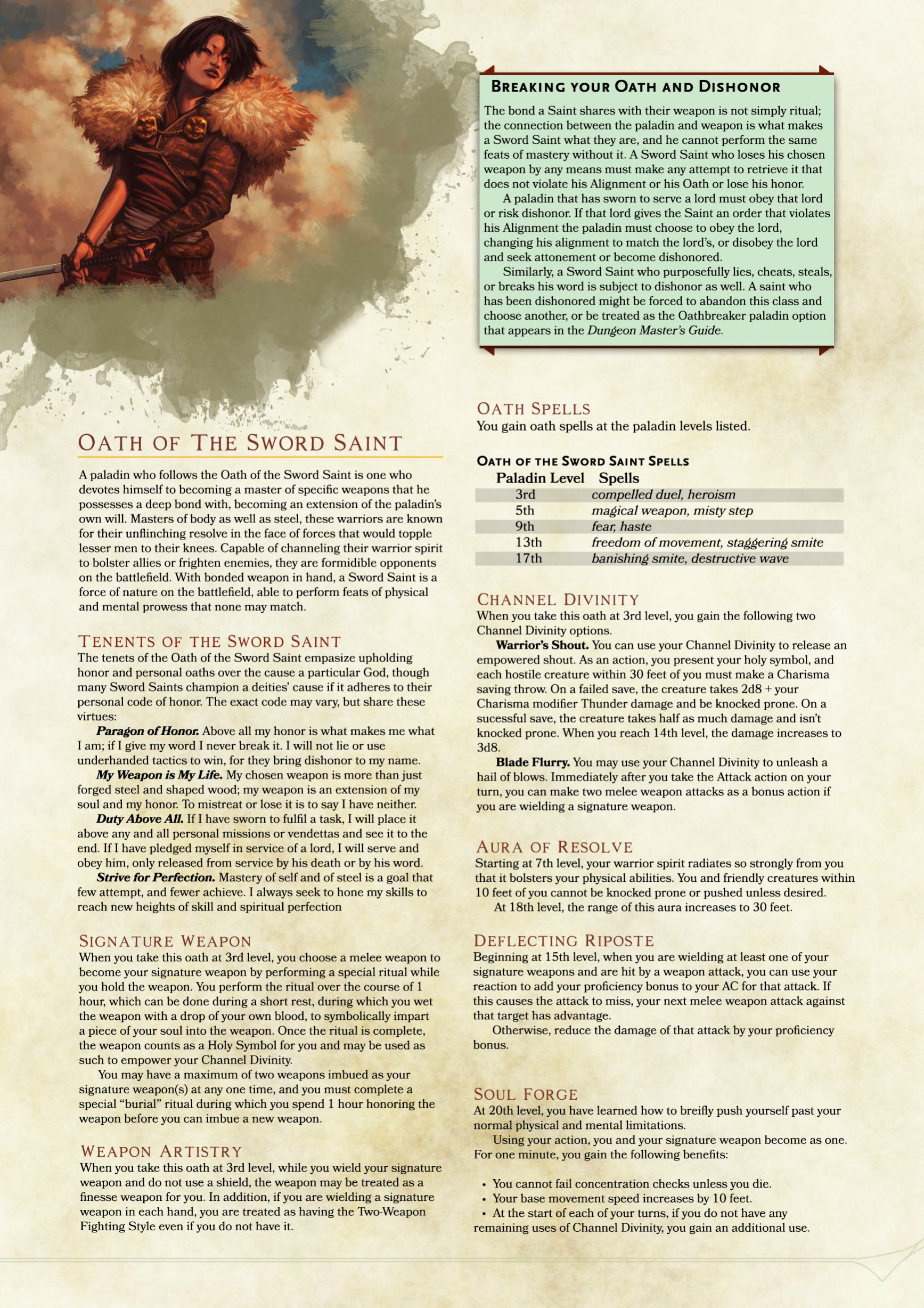 Index of /D&D/!5e Homebrew/Classes/Paladin Oaths