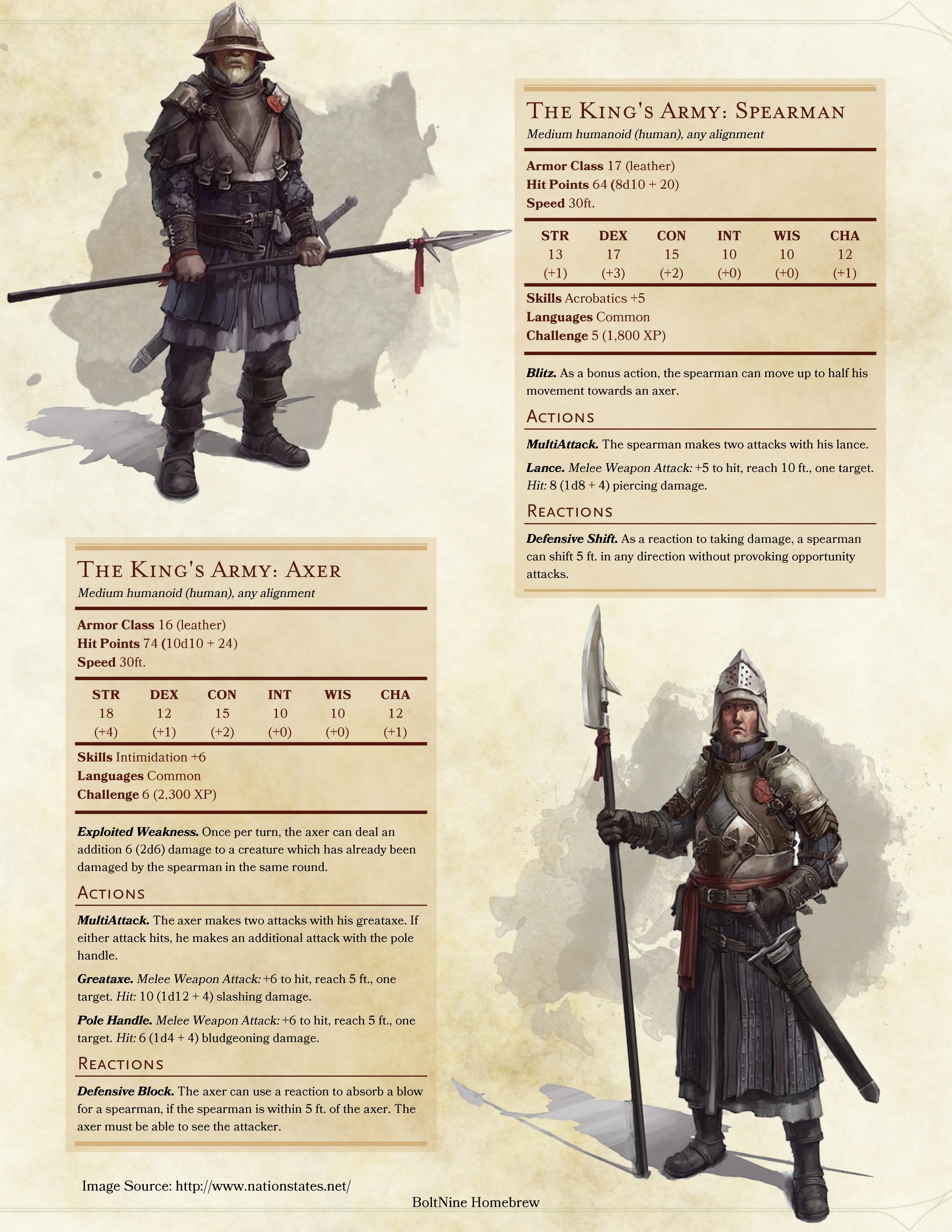Index of /D&D/!5e Homebrew/Monsters